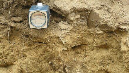 ph testování půdy