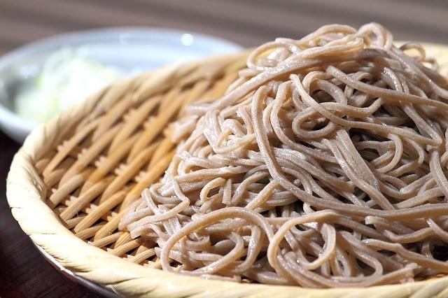 pohanka špagety - Pohanka a jak ji naučit jíst i děti