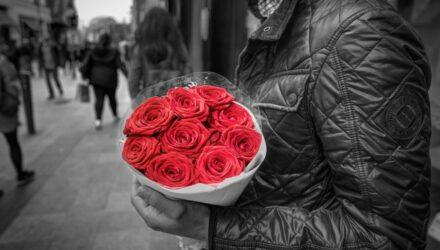 květiny na rande