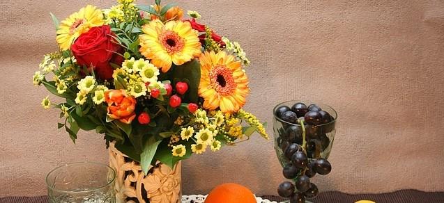 ovoce květina - Ozvláštněte si kytici. Jak použít ovoce v květinových aranžmá