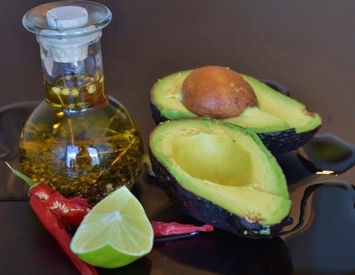 avokádo - Odvrácená strana avokáda. Kdy není vhodná konzumace