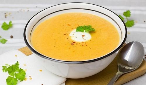polévka - Černý kořen je zelenina vhodná pro diabetiky