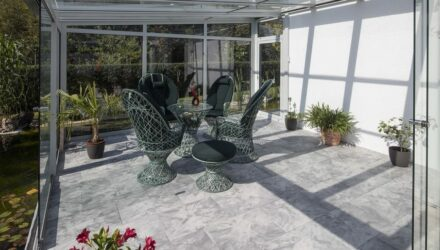 zimní zahrada t