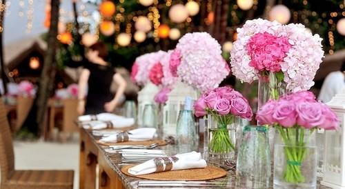 kytice - Jaké květiny se hodí na svatební výzdobu
