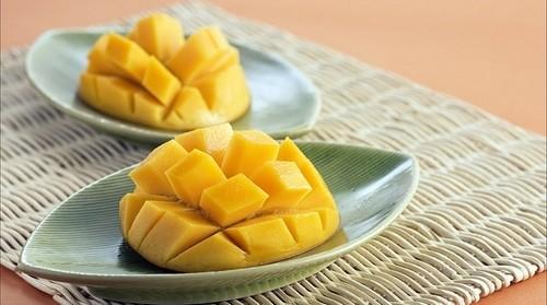 nakrájené mango - Mango je symbolem asijské kuchyně. Co vše obsahuje a jak jej konzumovat