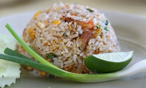rýže - Ideální bylinky a koření pro přípravu rýže