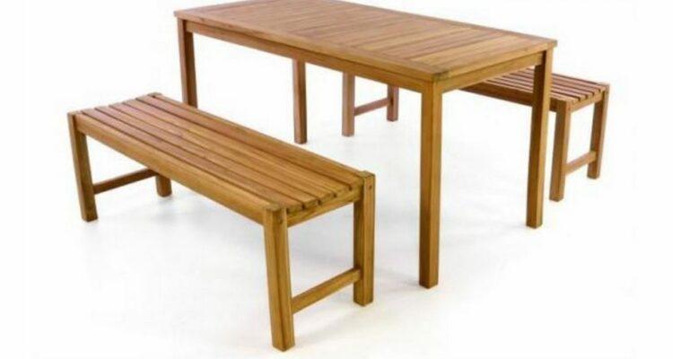 teakove dřevo