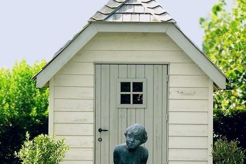 zahradní domek 1 - Kvalitní zahradní domek nemusí být jen boudou na nářadí