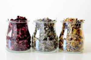 sušené květy 300x200 - Jak aranžovat suchou vazbu a co je k tomu potřeba
