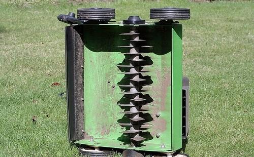 vertikutátor - Na jaře je třeba provést vertikutaci trávníku. Jak vybrat správný vertikutátor a na co si dát pozor?