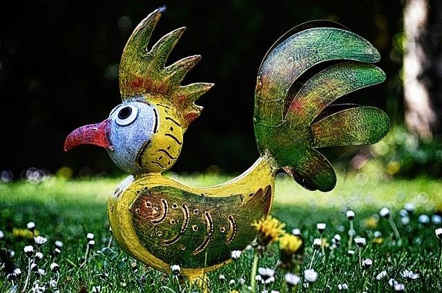 umění - Vybíráte umění na zahradu? Čím je dobré se řídit