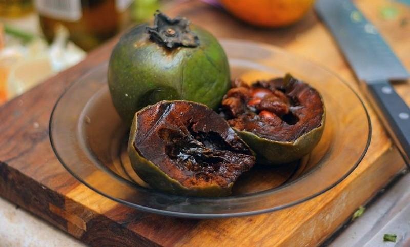 sapota cerna - Černá sapota: Čokoládové ovoce, které si můžete sami vypěstovat