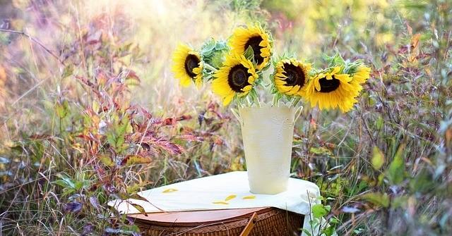 kvetiny - Kytice z letních květů: Jak se o ni starat, aby dlouho vydržela