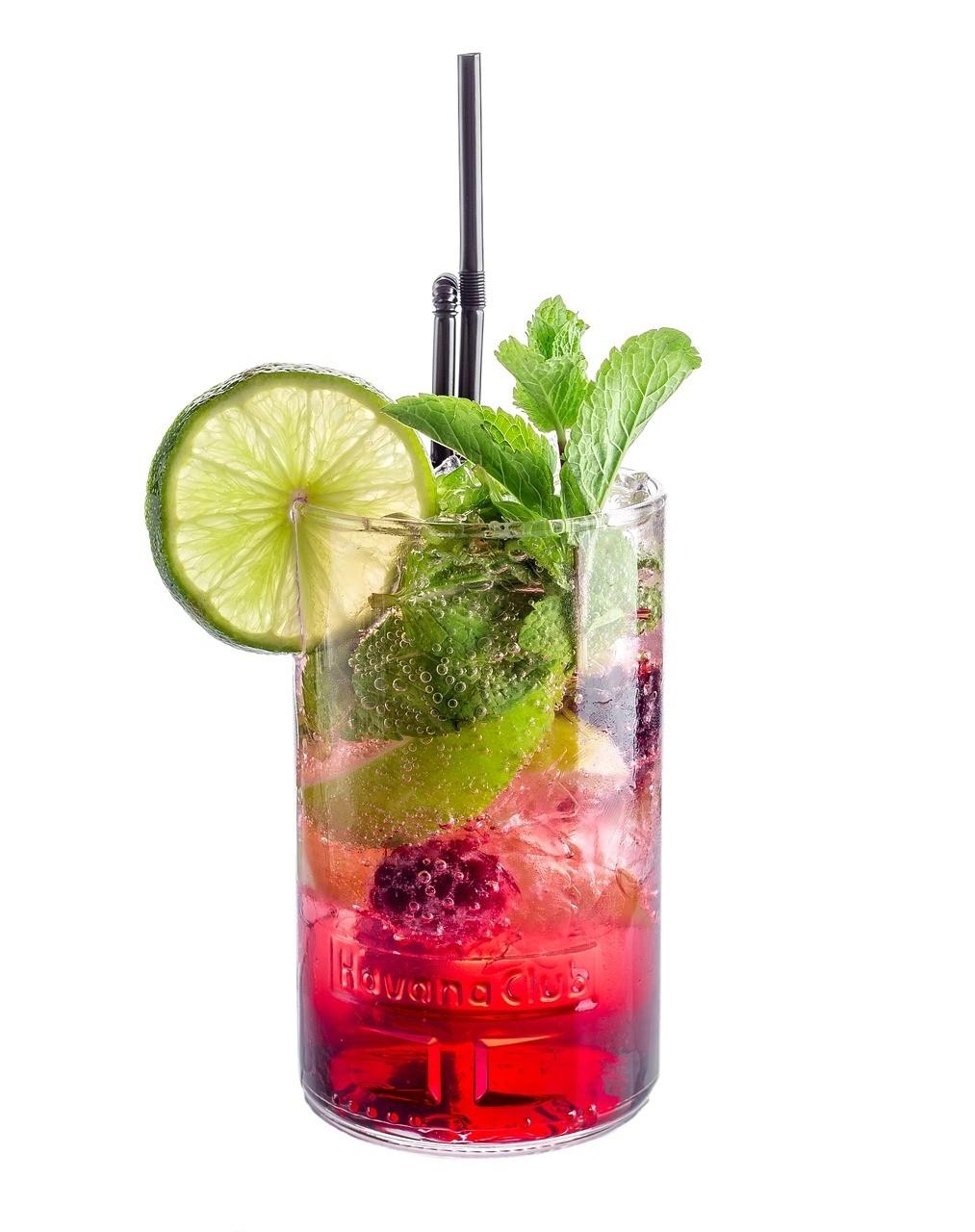 napoje - Bylinky do letních drinků. Můžete se nechat inspirovat