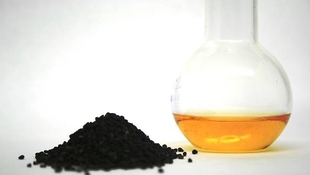 olej 1 - Černucha setá: Černý poklad pro vaše trávení i pokožku