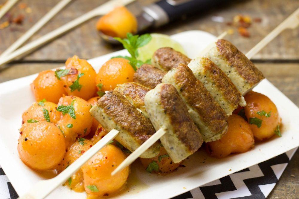 mata pokrm - Máta je hojně využívána v kuchyni. Recepty na osvěžení s mátou
