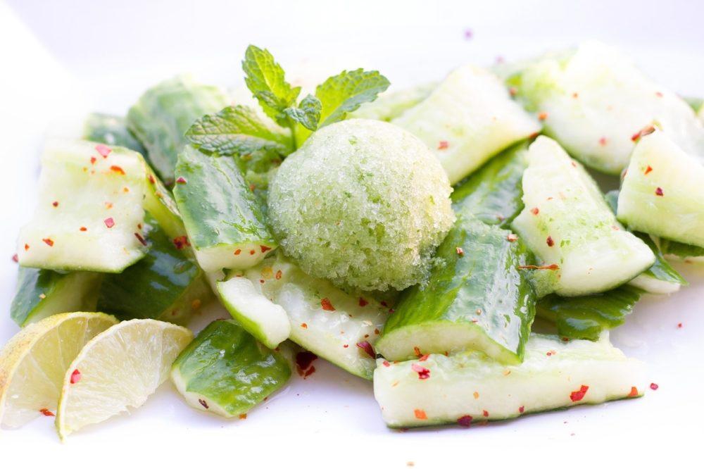 mata strava - Máta je hojně využívána v kuchyni. Recepty na osvěžení s mátou