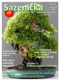 sazenicka titulni - Časopis - dům a zahrada. Pěstování a zahradničení