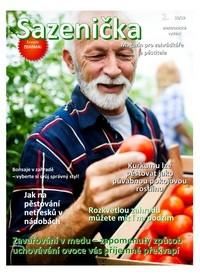 sazenicka 2 titulni - Časopis - dům a zahrada. Pěstování a zahradničení