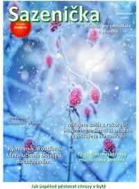 sazenicka 6 publikace - Časopis - dům a zahrada. Pěstování a zahradničení