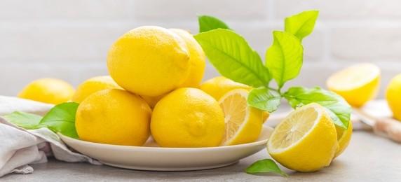 citron 1 - Domácí dezinfekce nejen ze zahrádky. Máte ji doma