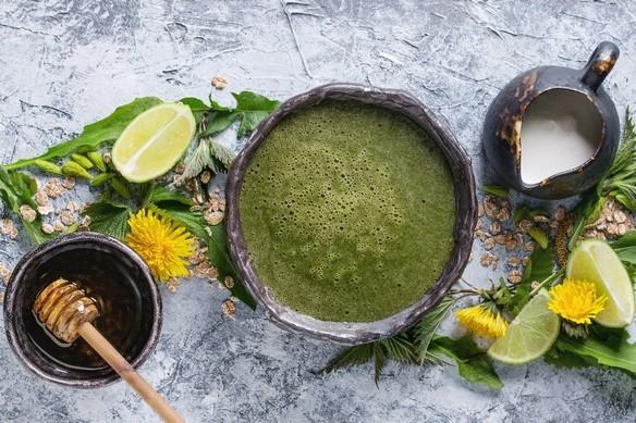 polevka z kopriv - Recepty z kopřivy pro zdraví, krásu i zpestření jídelníčku