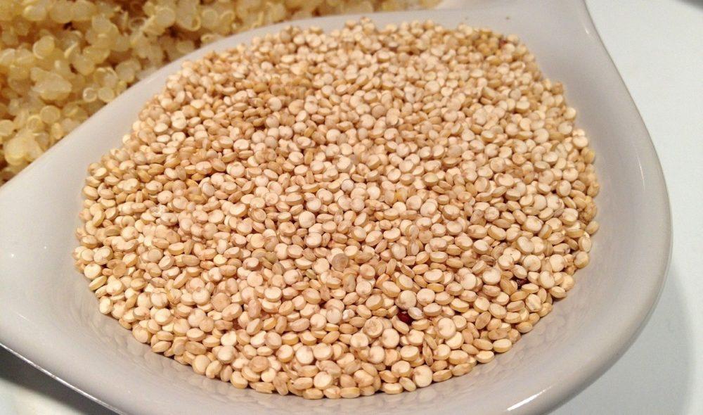 quinoa - Pseudoobiloviny ve vaší kuchyni a co o nich nevíte