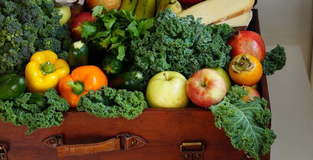 zelenina - Jaká je domácí dezinfekce ovoce a zeleniny