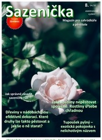 titulni publikace - Časopis - dům a zahrada. Pěstování a zahradničení