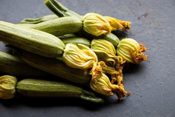cuketa zelenina - Nejlepší letní zelenina? Přece cuketa!