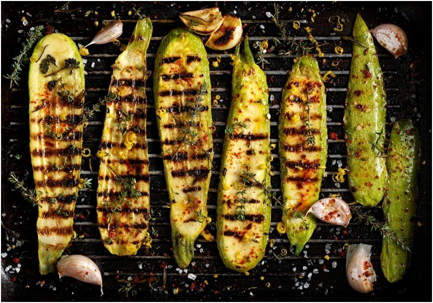 cukety v kuchyni - Nejlepší letní zelenina? Přece cuketa!