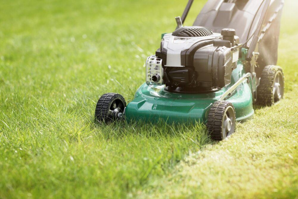 sekat - Jak správně sekat trávu?