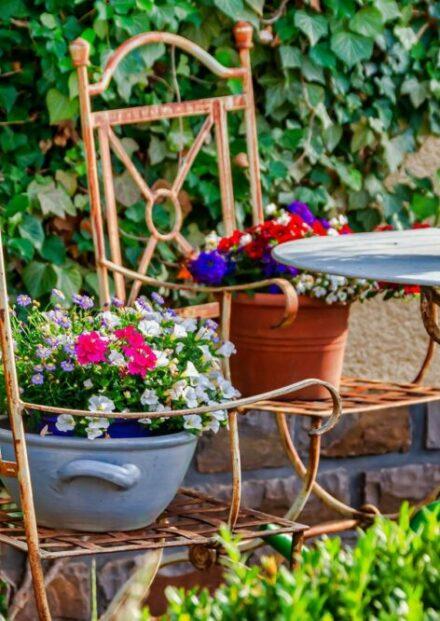 zahradni zidle
