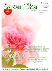 titulni publikace 1 - Časopis - dům a zahrada. Pěstování a zahradničení