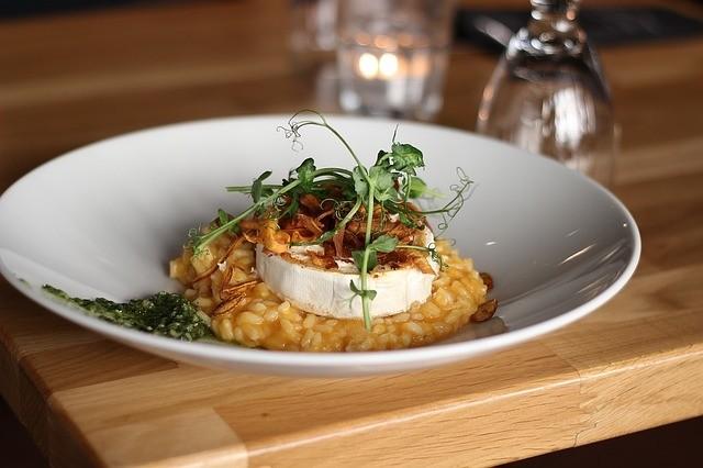 risotto - Hřejivé podzimní recepty: Jídla, která se ideálně hodí do podzimního počasí