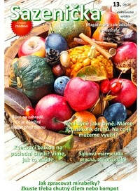 titulni 13 - Časopis - dům a zahrada. Pěstování a zahradničení