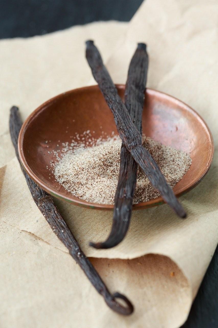 vanilka lusk - Vanilka pravá má antimykotické účinky a funguje jako afrodisiakum