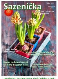 titulni 15 - Časopis - dům a zahrada. Pěstování a zahradničení