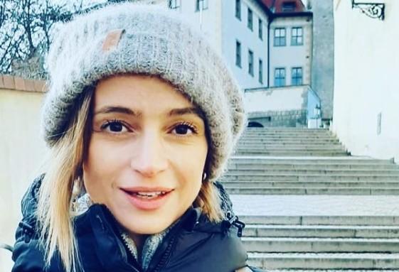 jiresova herecka - Ivana Jirešová dokazuje, že energii lze načerpat i na opravdu malé zahradě