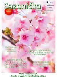 titulni 18 - Časopis - dům a zahrada. Pěstování a zahradničení