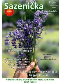 titulni 21 - Časopis - dům a zahrada. Pěstování a zahradničení