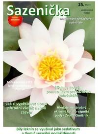 titulni 25 - Časopis - dům a zahrada. Pěstování a zahradničení